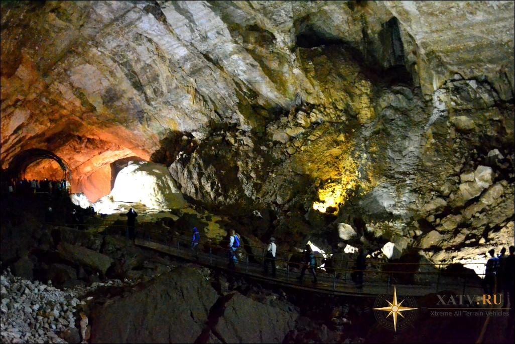 Фото отчет НовоАфонская пещера. Абхазия.