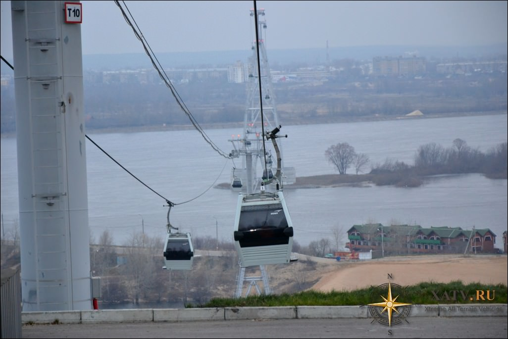 Москва-Нижний Новгород на машине