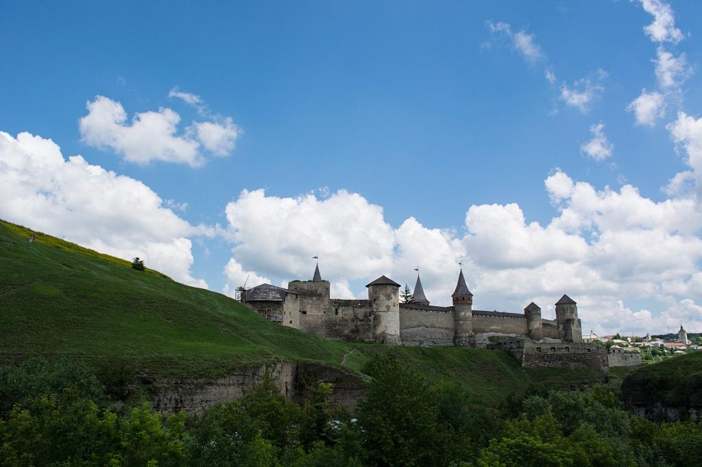 Каменец-Подольский Замок.