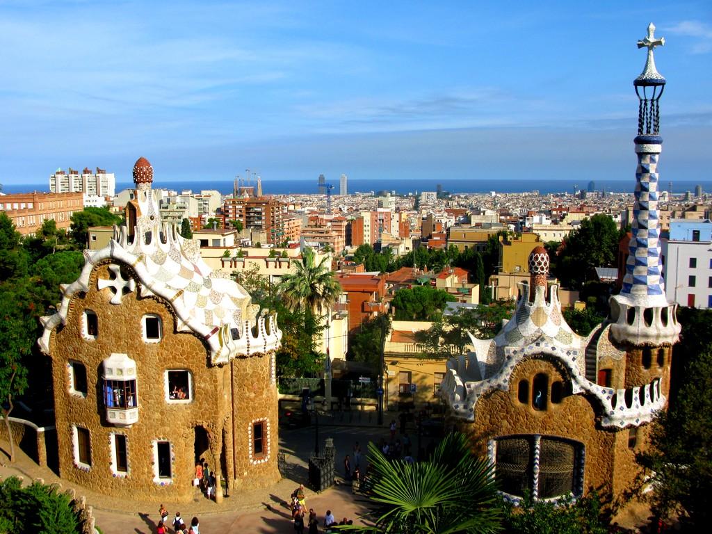 Фотоотчет. Барселона.