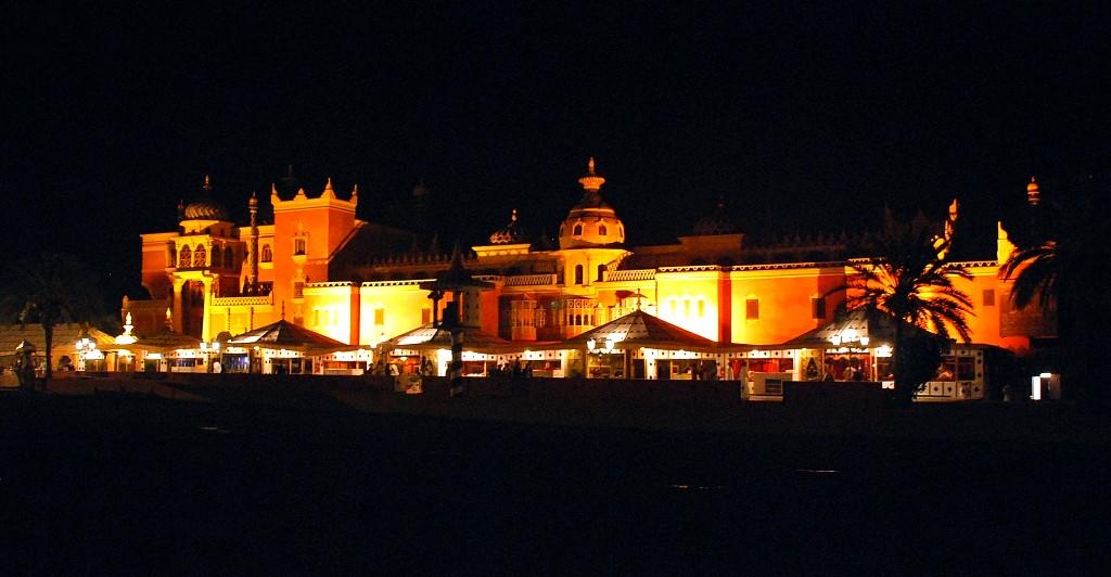 Марокко прогулки по сказочному Фесу