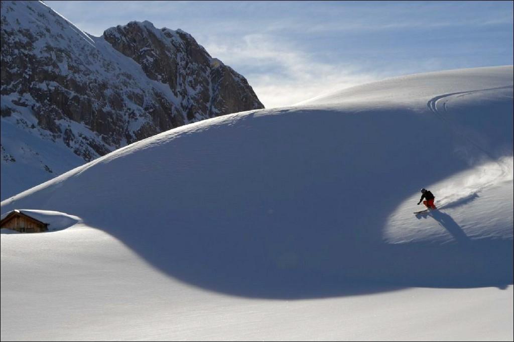 Лех – рай для горнолыжников и не только