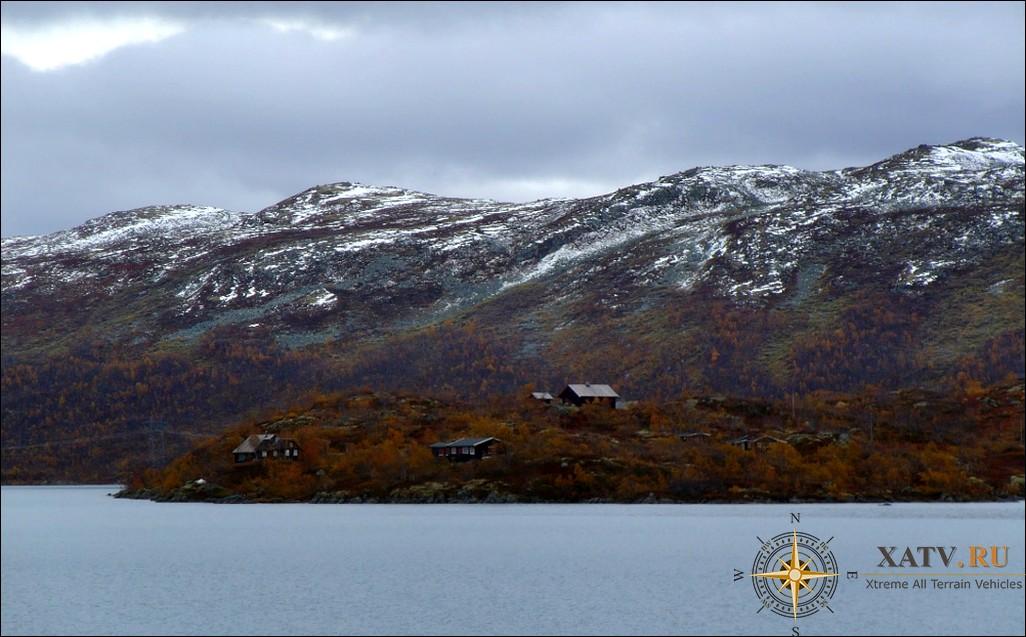 Норвегия – Основные достопримечательности