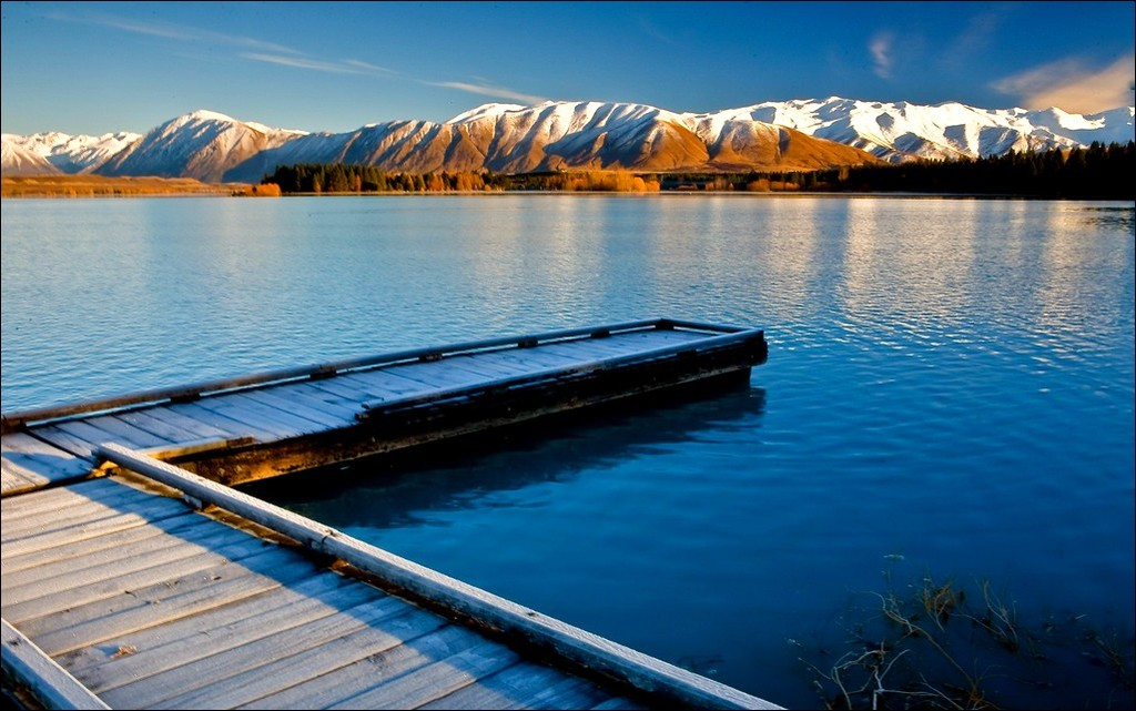 Новая Зеландия и Тихий океан. Гора Эгмонт