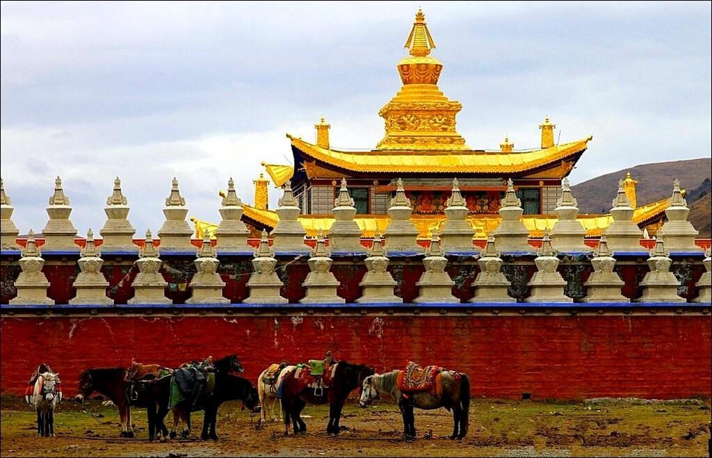 Фотоотчет. Открытие новых мест на священном Тибете