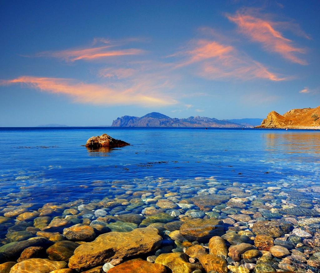 Самые лучшие пляжи Крыма