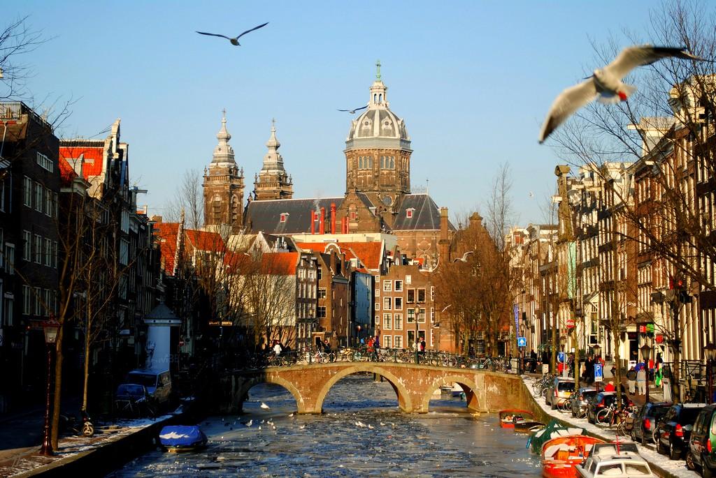 Амстердам. Информация для туристов.