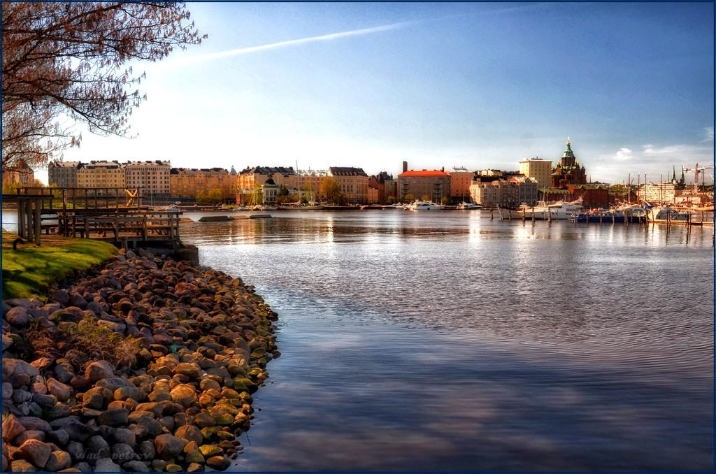 Хельсинки столица страны