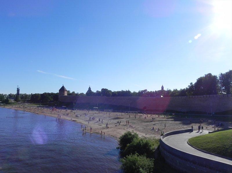 Фото достопримечательностей Великого Новгорода