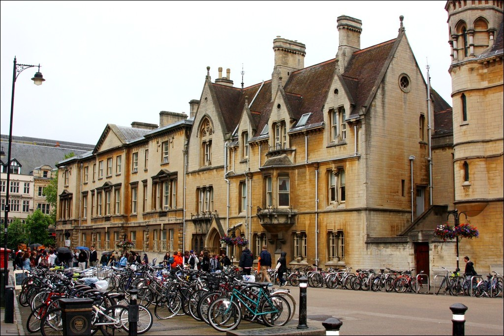 Прогулка по Оксфорду за один день