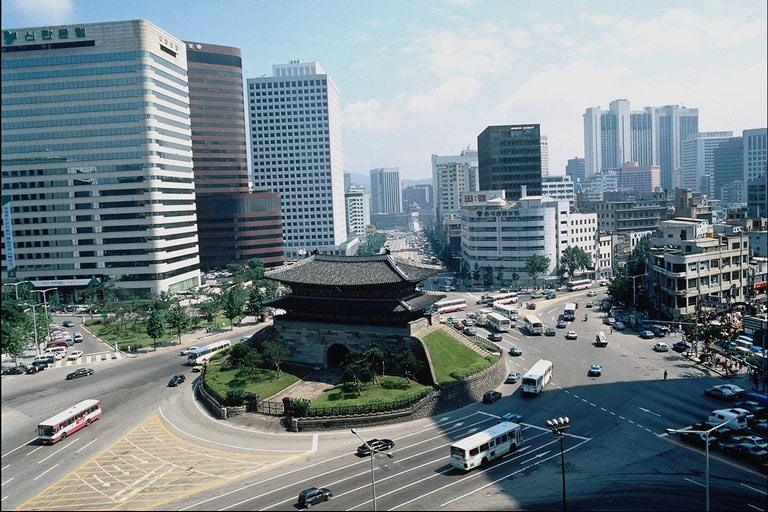 Сеул путешествие в будущее