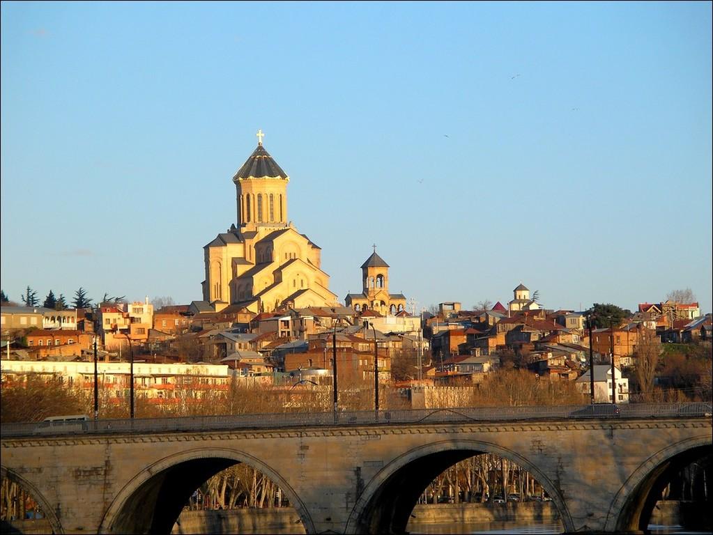 Особенности отдыха в Тбилиси