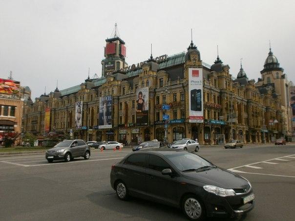 Непревзойденный Киев.