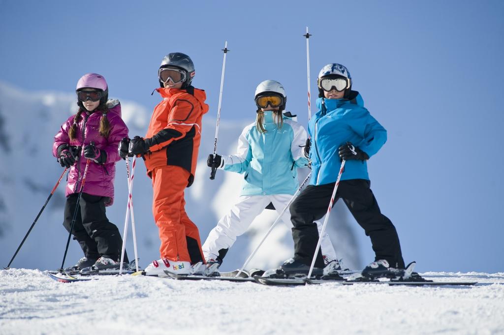 Как подобрать горные лыжи.