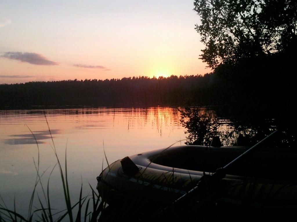 Фото Озернинского водохранилища