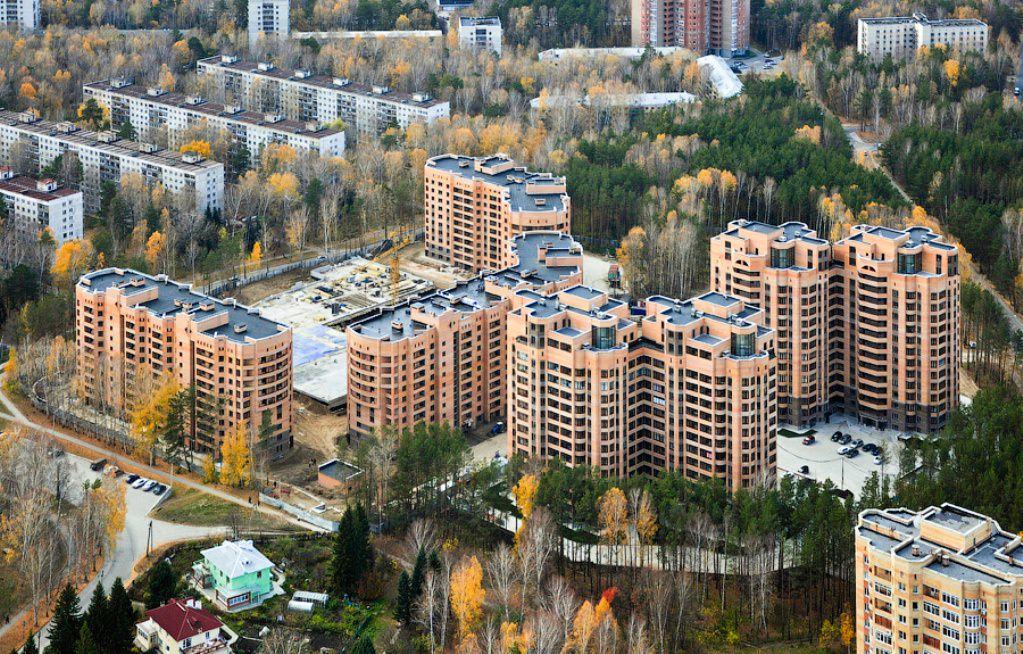 Новосибирск Академгородок.