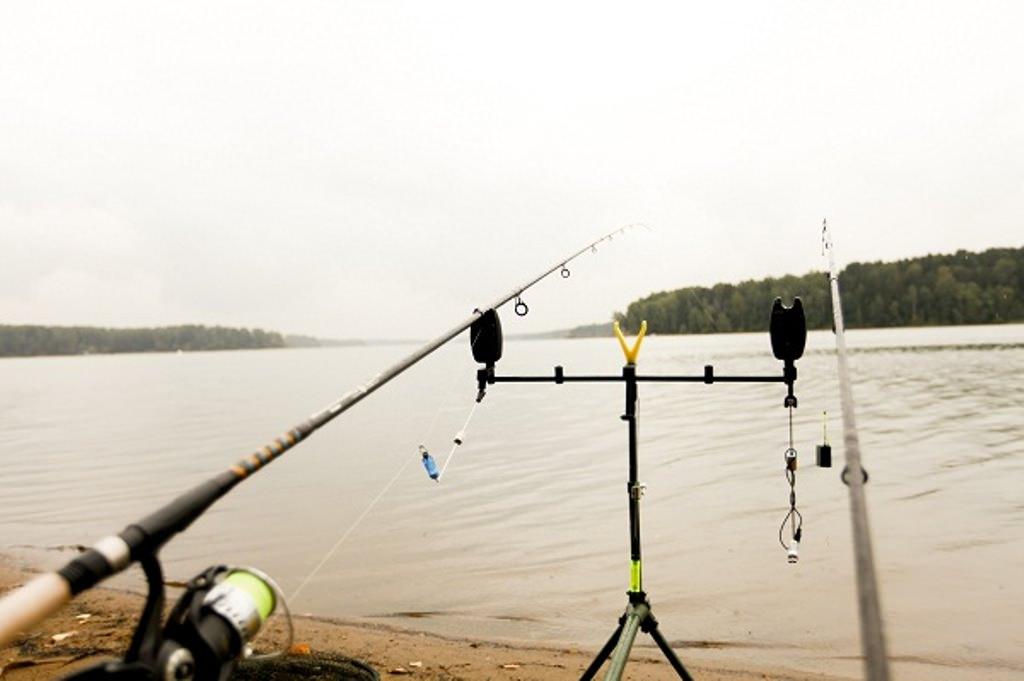 Отчет о рыбалке на Истринском водохранилище