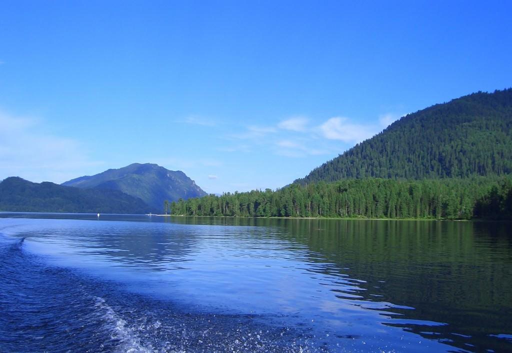 Горный Алтай - кусочек рая на земле.