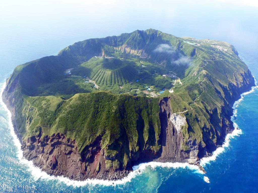 Синий остров - Аогасима.