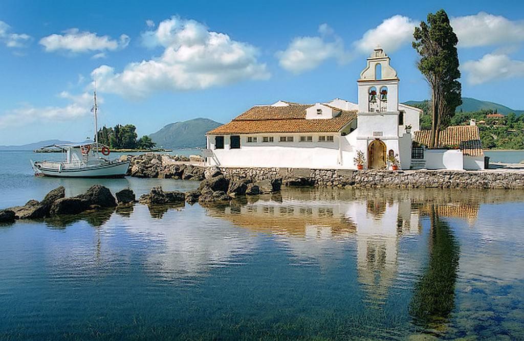 Фотоотчет: Греция остров Корфу (Керкира)
