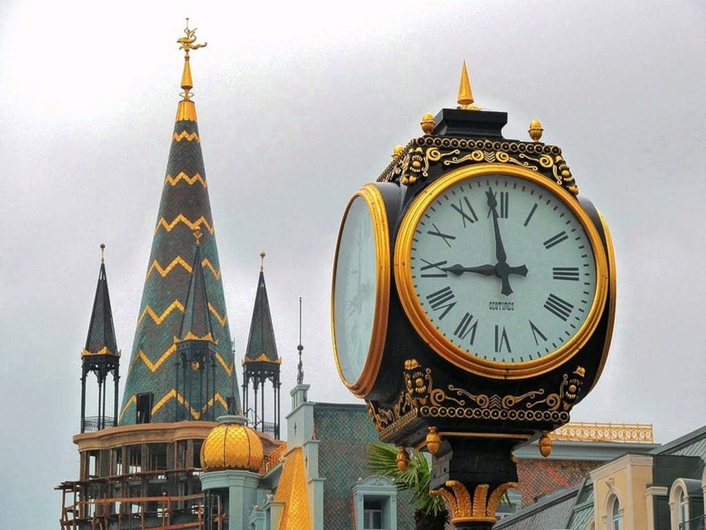 Фотоотчет: Достопримечательности Грузии