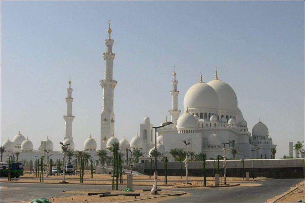 Шикарное великолепие Объединенных Арабских Эмиратов.