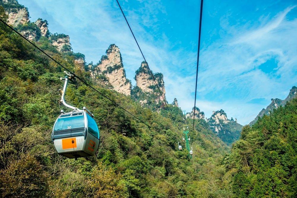 Национальный парк Чжанцзяцзе, или фантастическая Пандора?