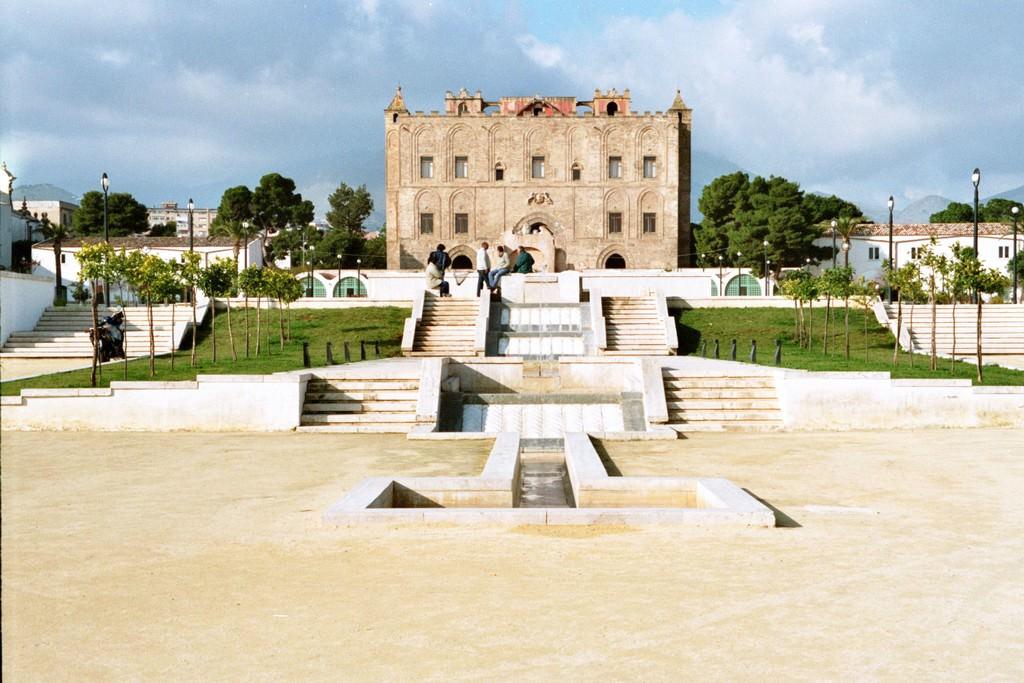 Дворец Циза.