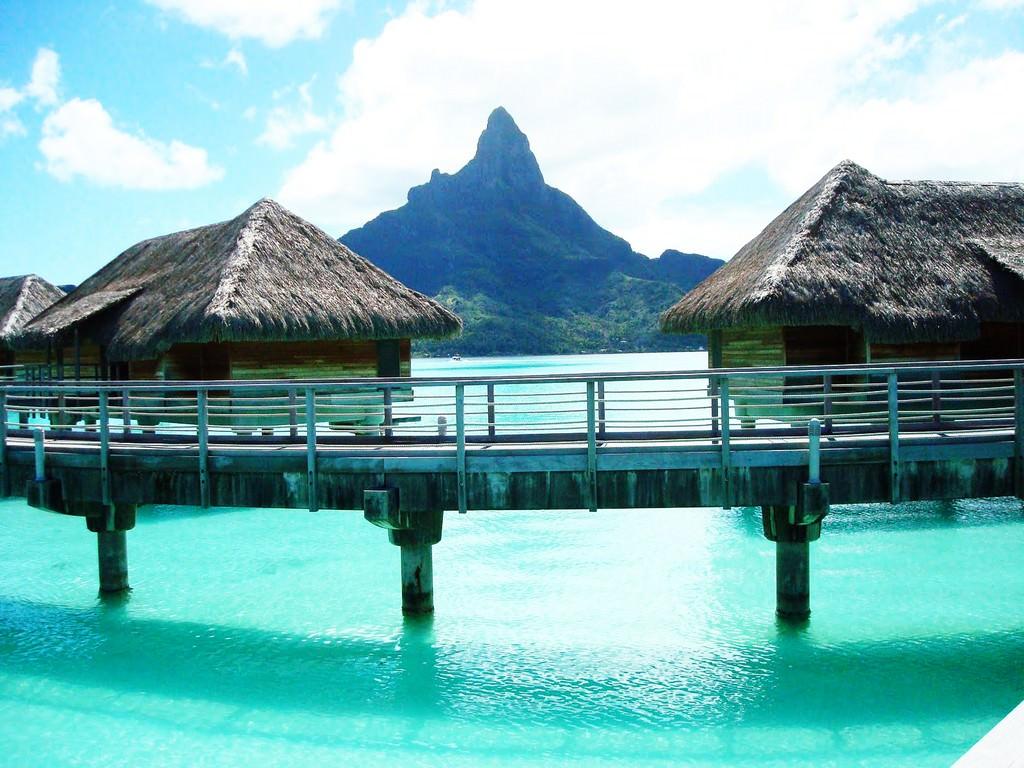 Остров любви или земля двойной радуги.