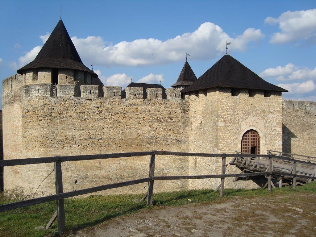 Тур по замкам Западной Украины