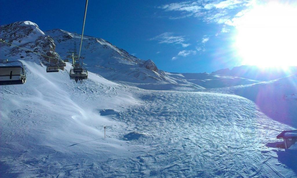 Каникулы в Альпах