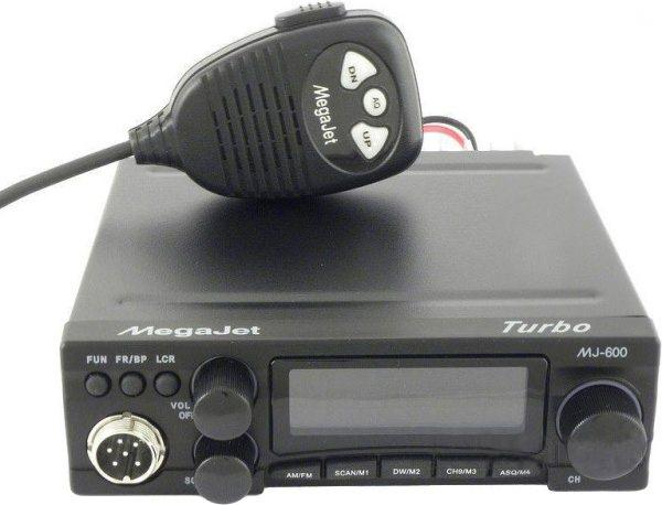 Обзор радиостанций для машины CB диапазона