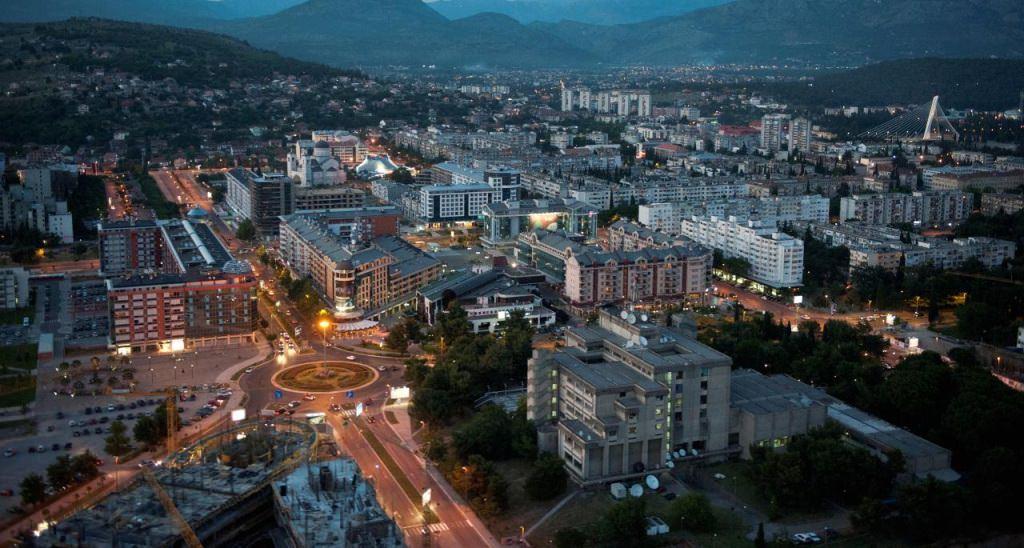 Уютная Подгорица, Черногория