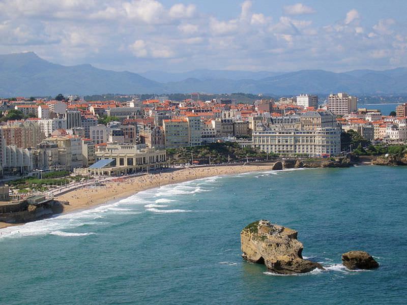 Курортная Франция: Биарриц