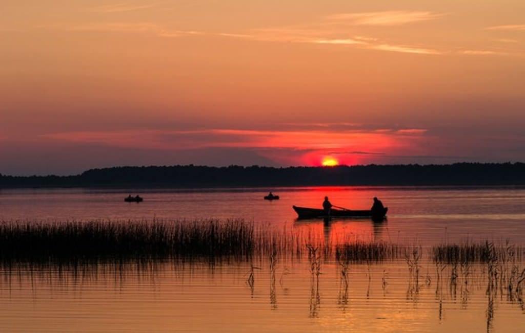 Рыбалка на Шацких озерах