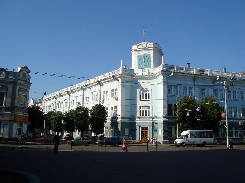 Через всю Украину. Достопримечательности Житомира и Парк Коростеня