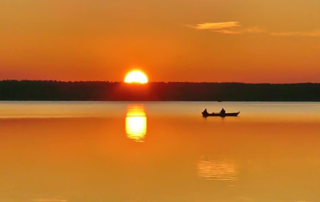 Отдых на озере Свитязь