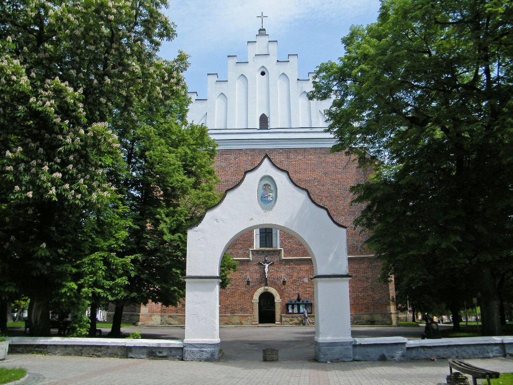 Экскурсия по Дрогобычу