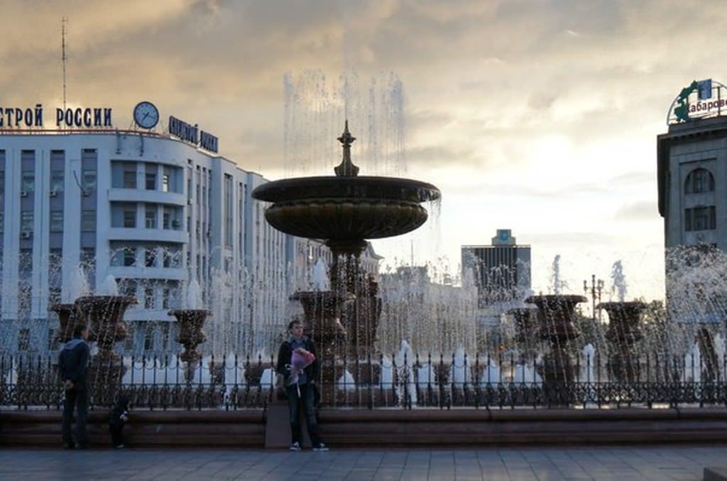 Что посмотреть в Хабаровске