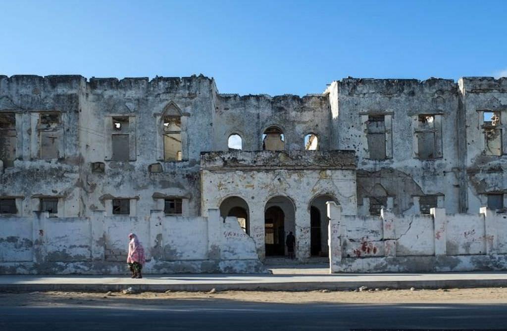 Сомали - редкий туризм