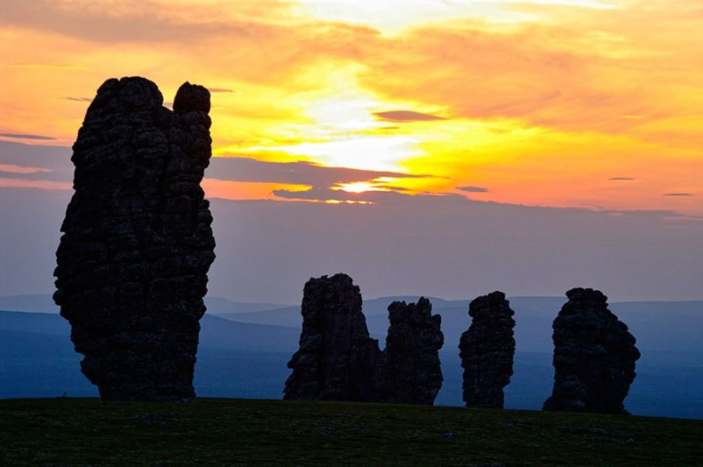 Фото плато Маньпупунер