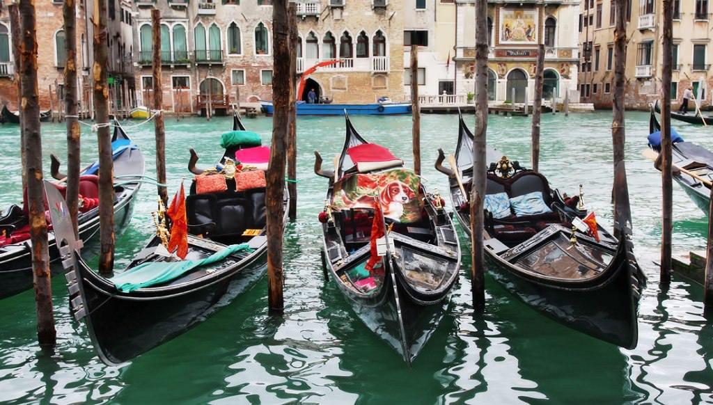 Речные дороги Венеции
