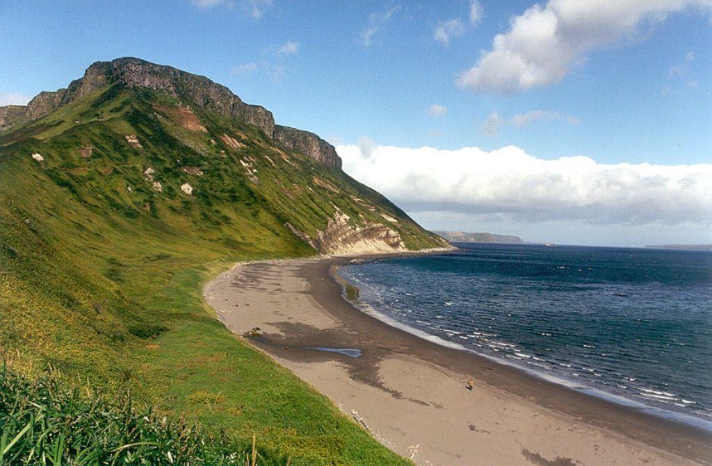 Фото Курильских островов