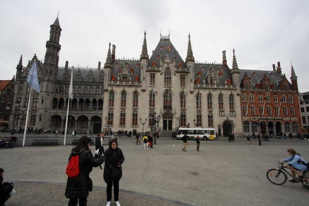 Поездка в Брюгге