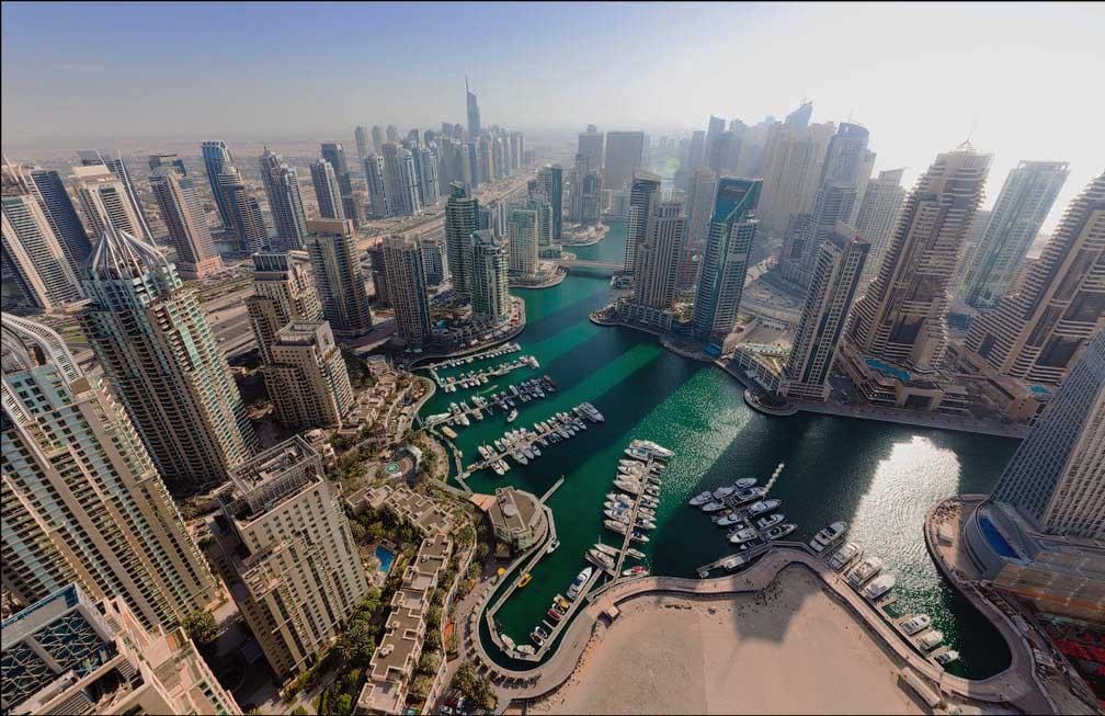 Коротко про Дубай