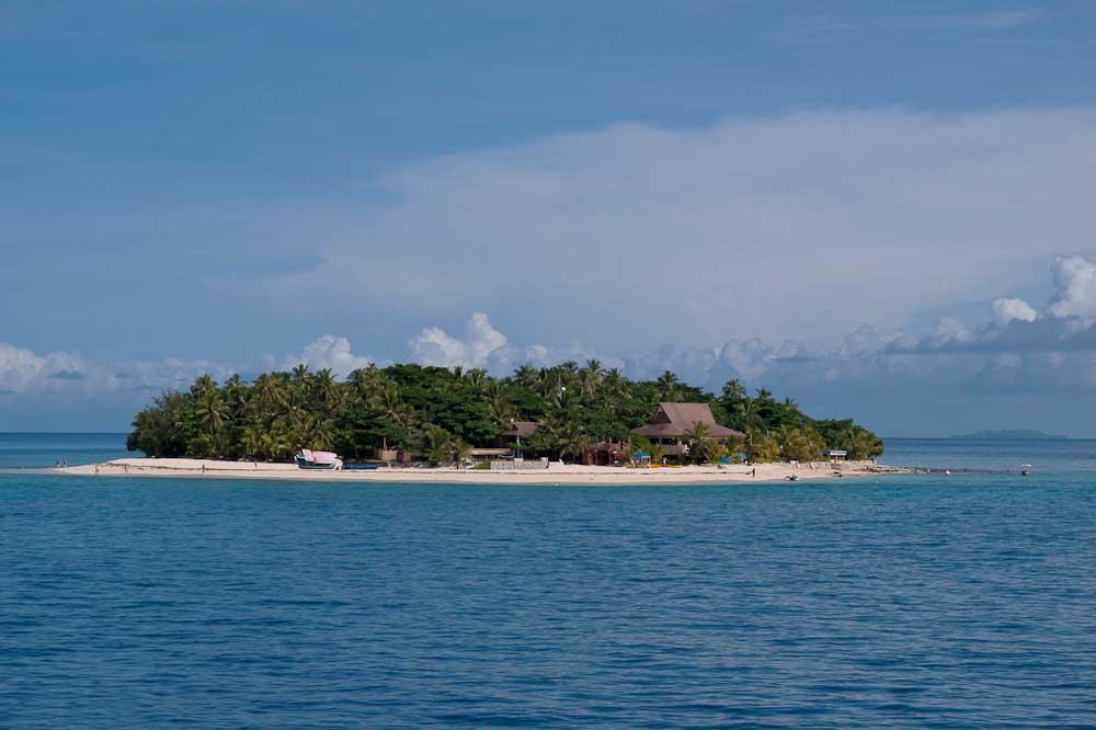 Фиджи – рай