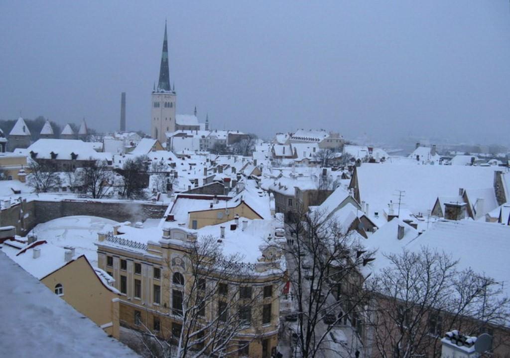 Из Москвы в Таллин на машине