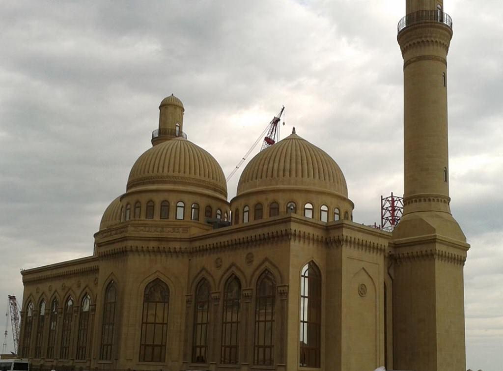 Два дня в Баку