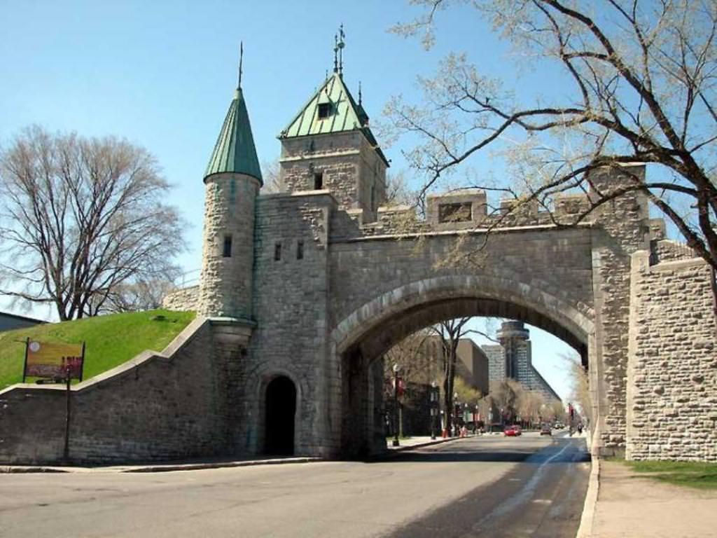 Поездка в Квебек