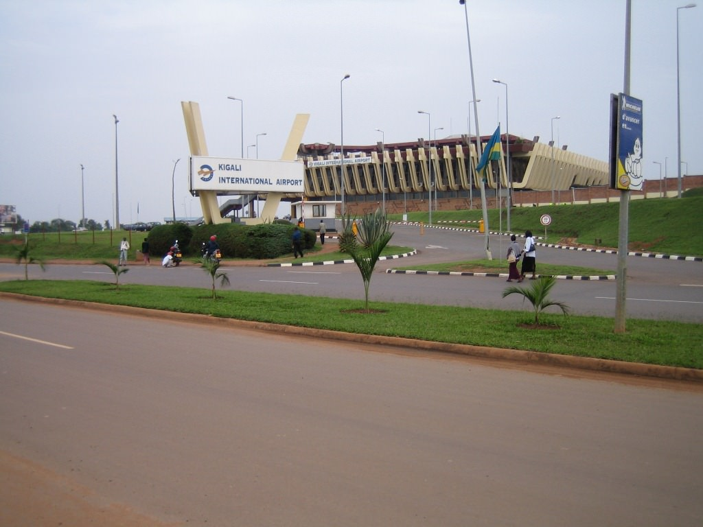 Кигали, столица Руанды